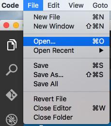 run .net application on mac