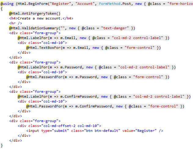 Html structure of nesting of html tags digitalample. Com.